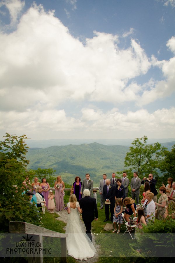parkway wedding photo 3006 Blue Ridge Parkway Wedding