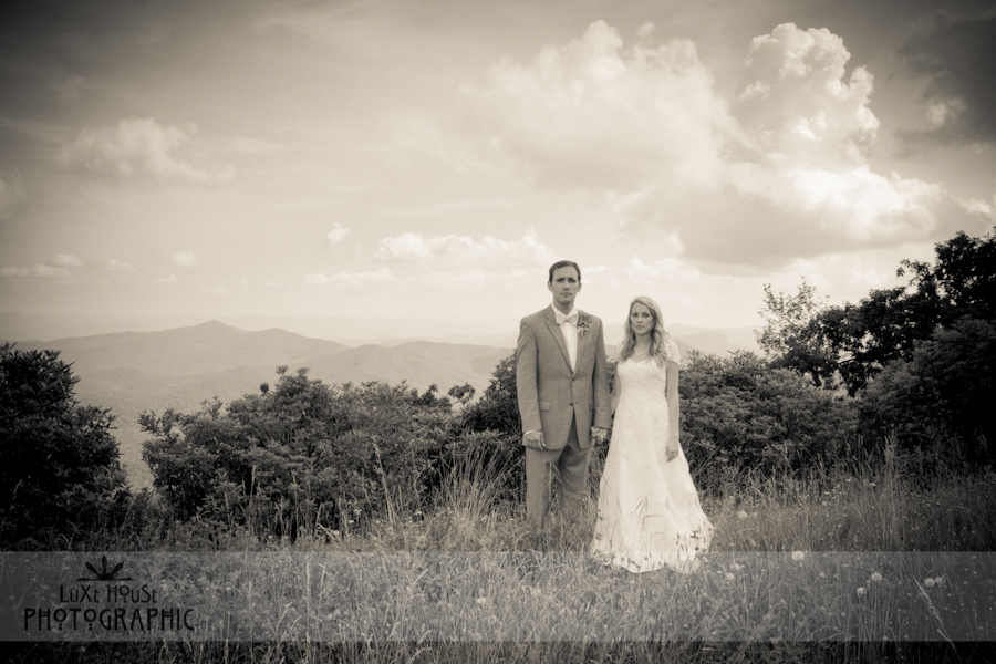 parkway wedding photo 3015 Blue Ridge Parkway Wedding