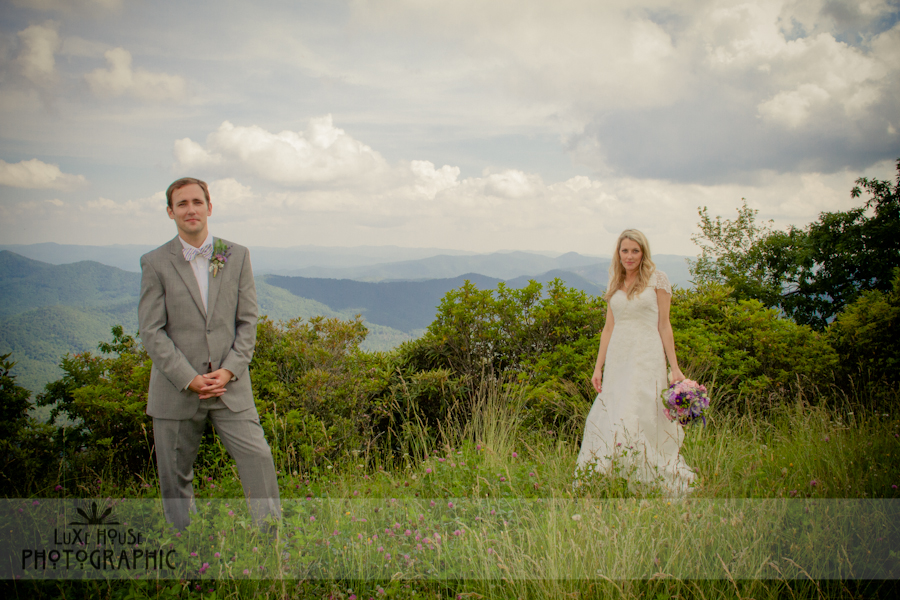 parkway wedding photo 3017 Blue Ridge Parkway Wedding