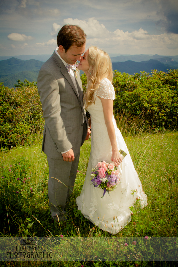 parkway wedding photo 3018 Blue Ridge Parkway Wedding