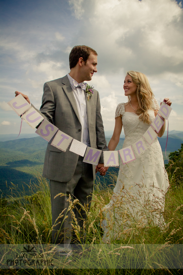 parkway wedding photo 3019 Blue Ridge Parkway Wedding